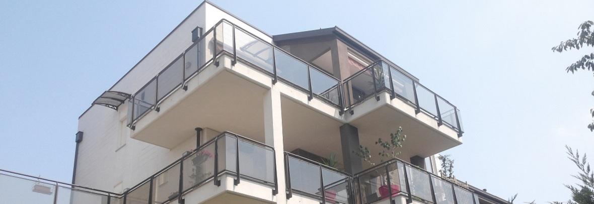 Attico con mansarda Torino - Residenza del Parco - ARCAM IMMOBILIARE