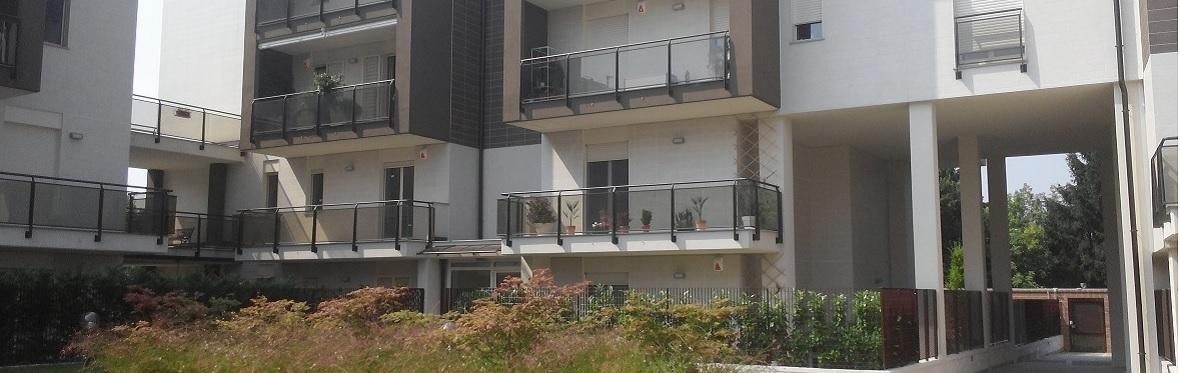Appartamento con terrazzo Torino - Residenza del Parco - ARCAM ...
