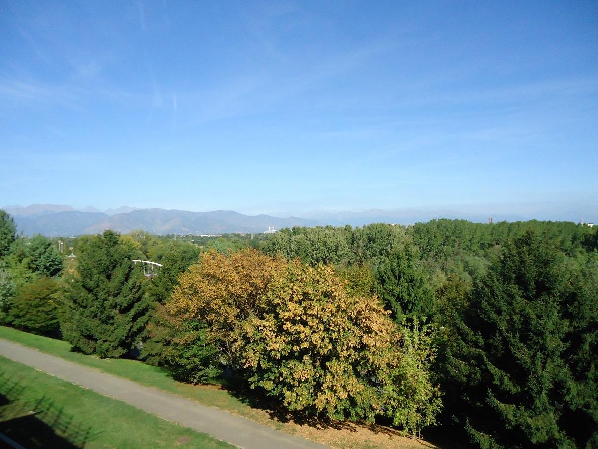 Attico Torino - Residenza del Parco - ARCAM IMMOBILIARE