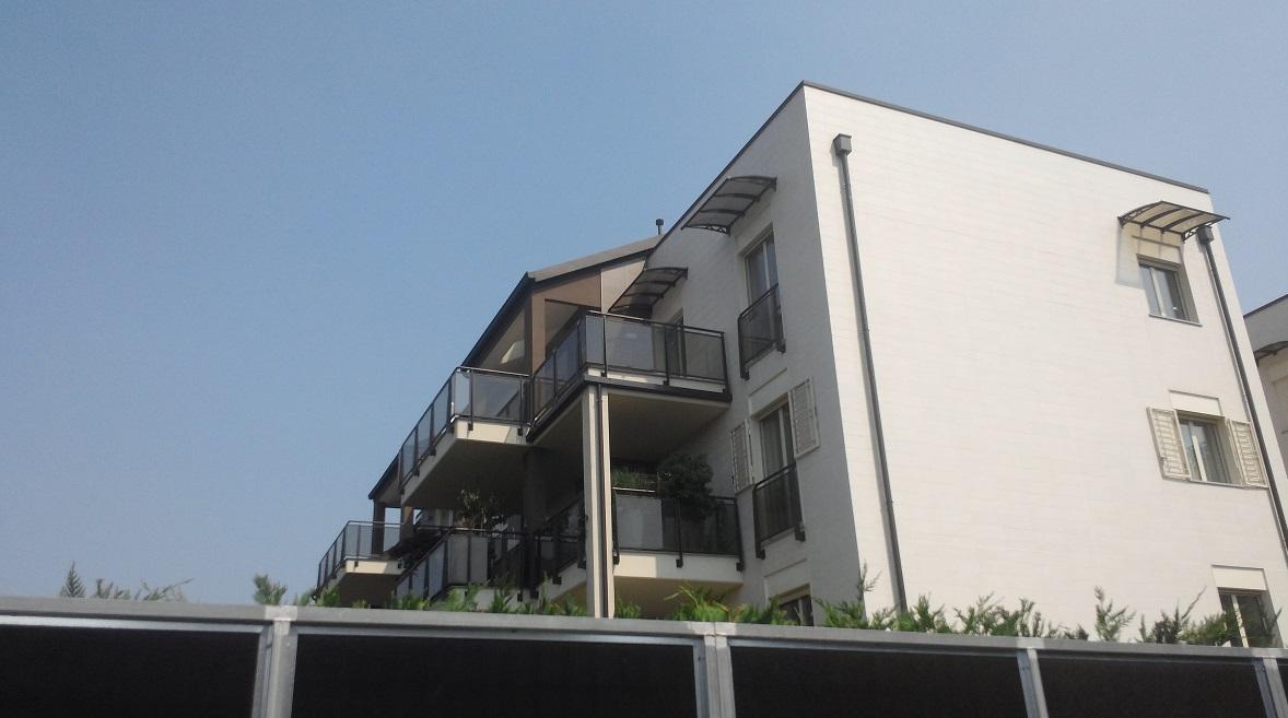 Attico con terrazzo Torino - Residenza del Parco - ARCAM IMMOBILIARE
